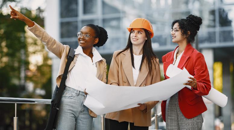 Mulheres ganham mais espaço nos negócios