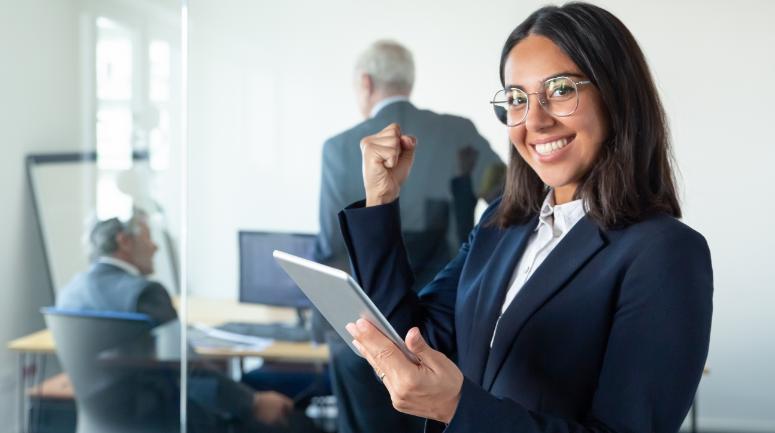 Administração reforça o crescimento profissional